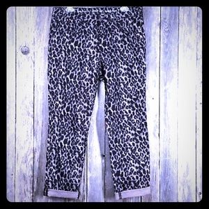 💋🐆Leopard Capri Pants 🐆💋